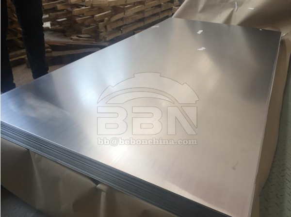 Inspection Report of 409L stainless steel plate