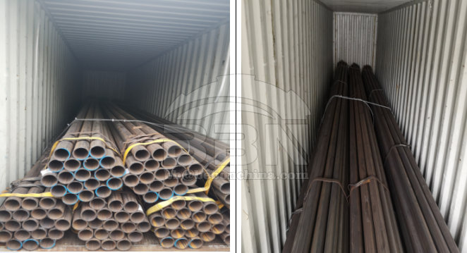 Inspection Report of Q345B ERW PIPE