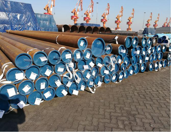 Inspection Report of A333 GR 6 seamless pipe