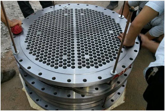 596 tons AISI 304 STAINLESS FLANGE TO INDIA