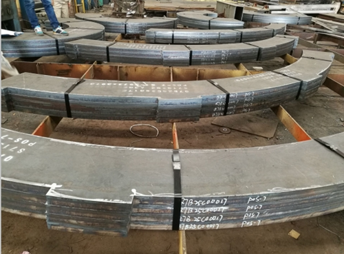 1000 Tons S355J2+N Steel Plate and Sectors to Mexico