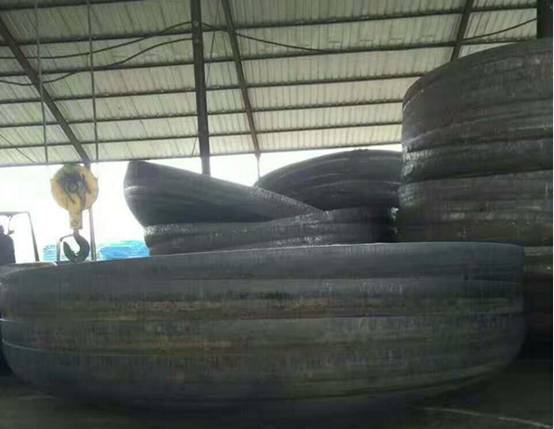 1500 pieces punching heads export to Egypt for manufacturing tanks