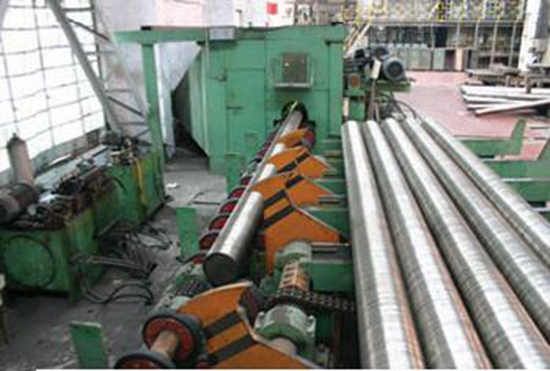 BBN supply 500 tons 30CRMO grinding round bar to Iran