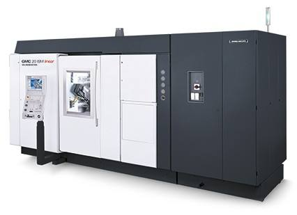 GMC 35 ISM automation turning center