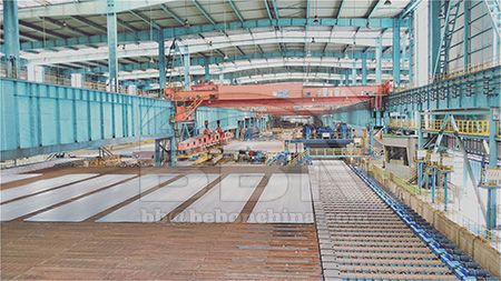 BBN pipeline steel helps the construction of natural gas pipeline of east sino-russian line
