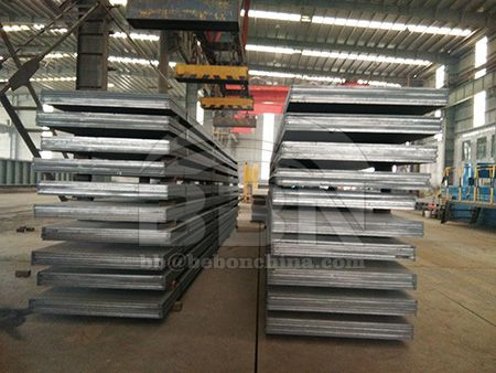 Boiler steel material P355GH plate technical parameters