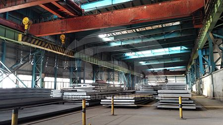 A516 Gr 70 hot rolled oil tank steel boiler plate sheet prices on August 28 in China