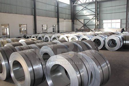 Analysis of Hot Rolled Steel Coil Stock in China in February 2019