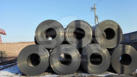 ASTM corten A steel coil price in China market on June 6