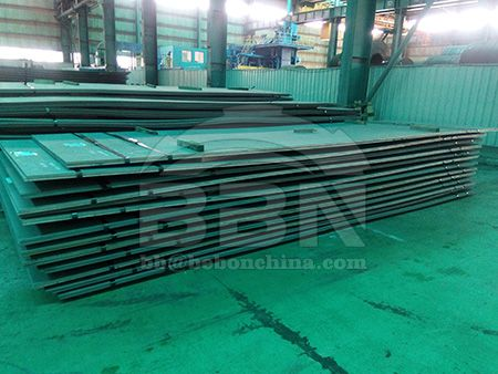 S235JR equivalent ASTM A36 heavy plate prices in China market on July 22