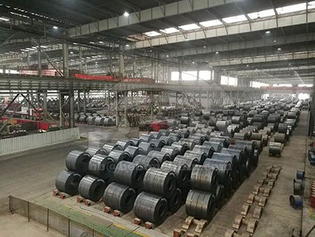 09CuPCrNi-A weathering steel coil price in China Market on June 5