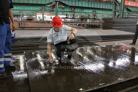 Prices of DIN 17155 19Mn6 steel plate in China Market on June 11
