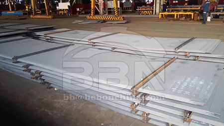 China market prices of ABS A36 shipbuilding steel plate on June 10th