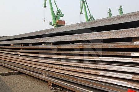 S355J0W atmospheric corrosion resistance steel plate prices in China on July 4, 2019
