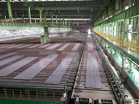 Mexico's preliminary anti-dumping sanctions on Italian and Japanese steel sheets