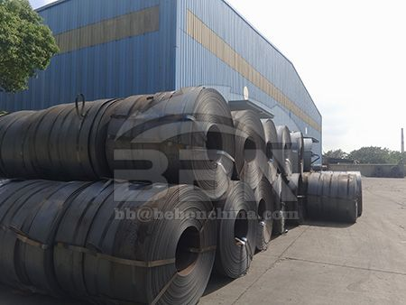 Price of 09CuPCrNi-A weathering steel coil in China market on June 17