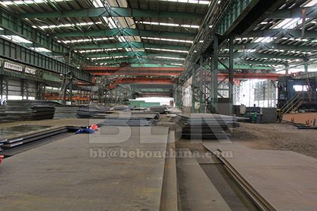 China's high strength A572 Gr 50 steel plate prices on June 21