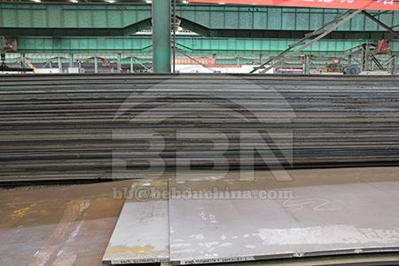 China market Q245R boiler grade pressure vessel steel plate prices on August 2
