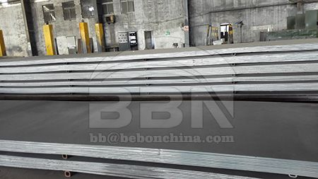 China CCS AH32 hot rolled ms low alloy marine sheet prices on August 6