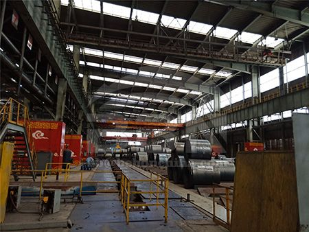 A36 mild steel coil and A572 Gr 50 steel coil price in China market on June 3