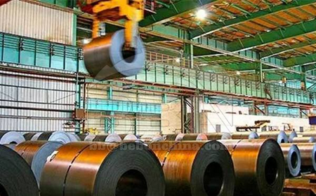 The World Steel Association predicts that the global steel demand is expected to exceed 1.8 billion