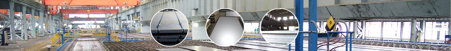 Automobile structure steel plate