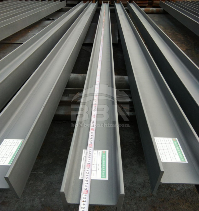 SalfaCorp Q345B H-Beam for building construction in Chile