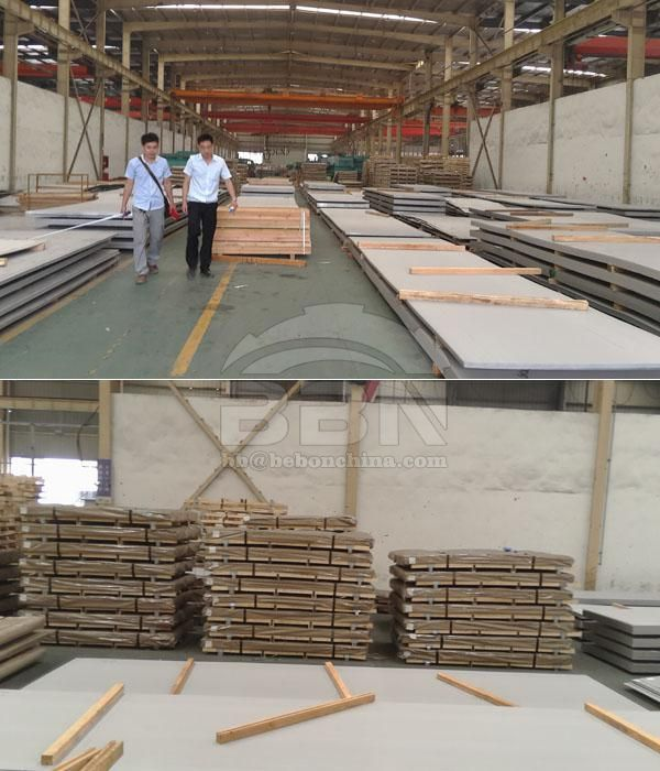 Shipping 175 ton Cold rolled stainless steel plate to Thailand in 2015